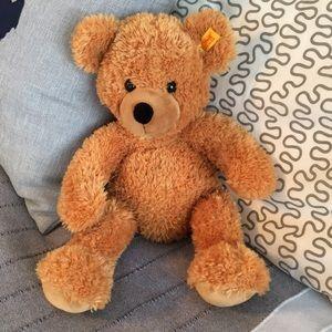 Steiff Teddy Bear Fynn RARE 111709 Collector Toy